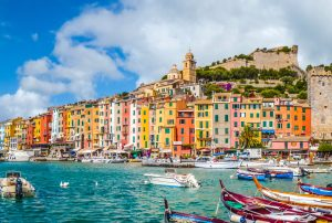 Fine settimana in bed and breakfast a Portovenere