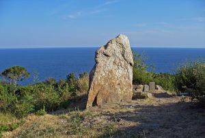 Menhir del diavolo e Parco Naturale di Portovenere