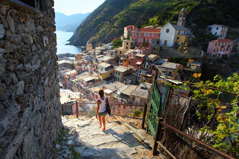 Weekend Cinque Terre e Portovenere